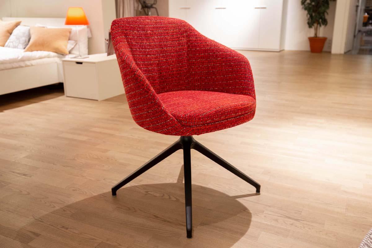 Ausstellungstück im Sale: Stuhl Jana von Cramer Polstermanufaktur für 790 €