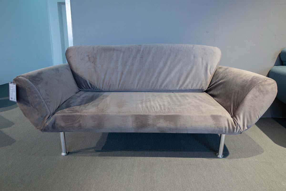 Ausstellungstück im Sale: Sofa Cloud anthrazit von Cramer Polstermanufaktur für 890 €