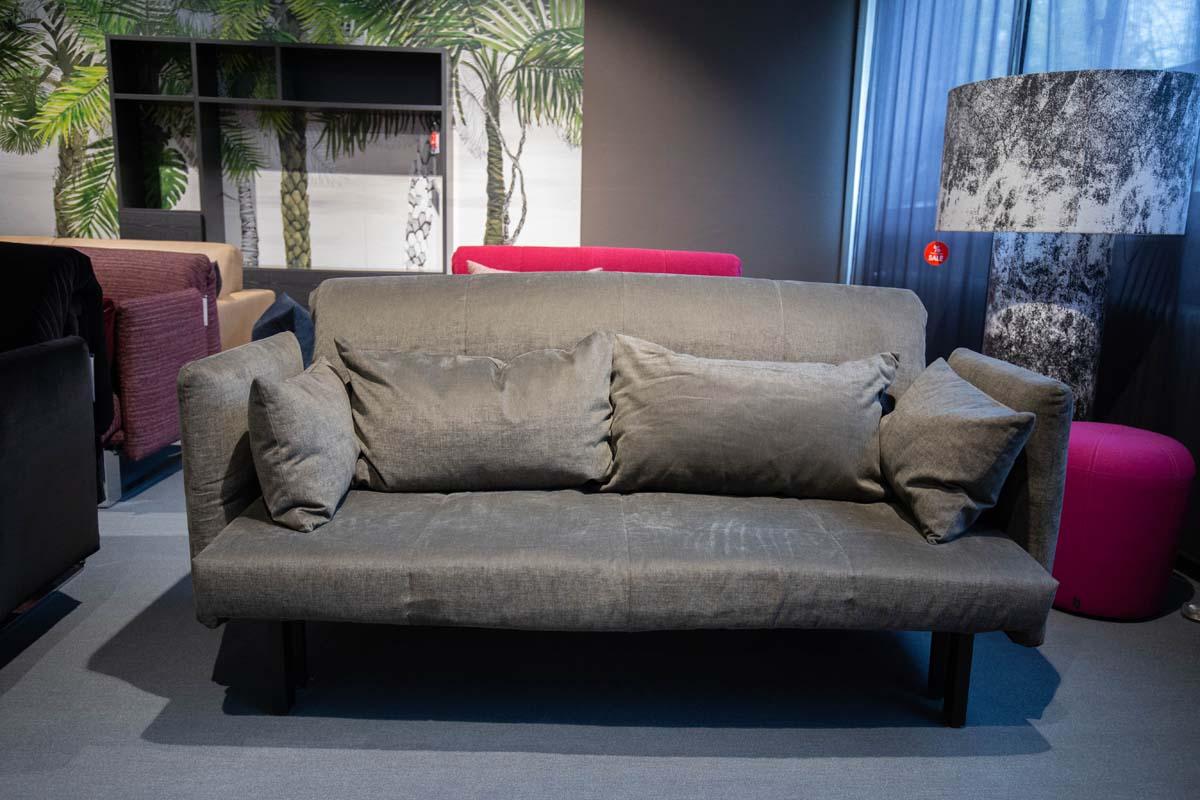 Ausstellungstück im Sale: Schlafsofa Giove Plus 2,5 von Cramer Polstermanufaktur für 1.990 €