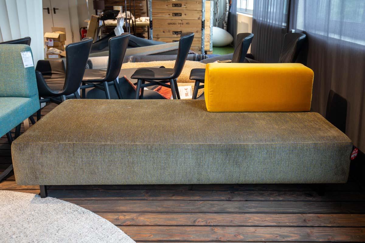 Ausstellungstück im Sale: Sofa / Liege City von Cramer Polstermanufaktur für 1.590 €