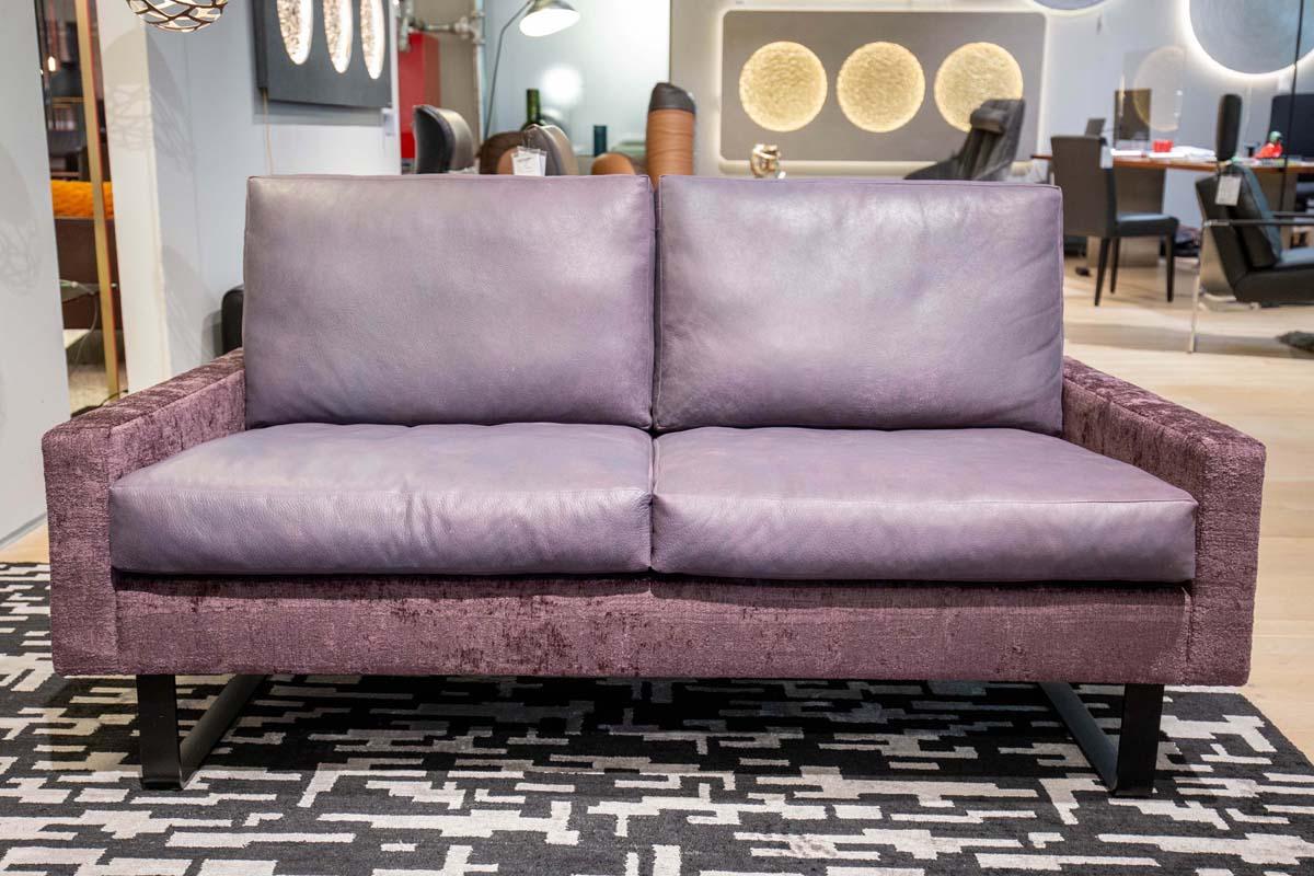Ausstellungstück im Sale: Sofa Cramer Vintage 105 von Cramer Polstermanufaktur für 2.490 €